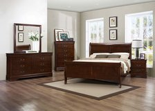 New King  Cherry size 7 Piece set, Special Pricing !! in Camp Lejeune, North Carolina