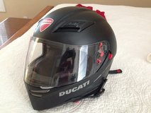 Ducati S-4 SV AGV Motorcycle Helmet Matte Black ( x-small) in Warner Robins, Georgia