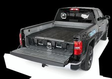 DECKED Truck bed storage system Nissan Titan in Fort Lewis, Washington