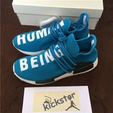 Adidas Human Race NMD Blue in Fort Jackson, South Carolina