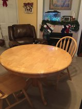 Wood Table and 2 chairs in Pleasant View, Tennessee