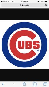 cubs tickets in New Lenox, Illinois