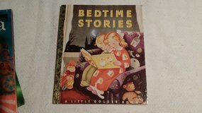Bedtime Stories - Little Golden Book - 1969 in Glendale Heights, Illinois