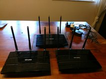 2x  TP-Link Archer C7 Wireless Dual Band Gigabit Router (AC1750) in Wiesbaden, GE