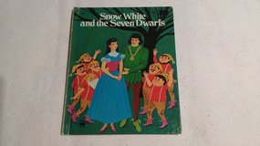 Snow White and the Seven Dwarfs - Wonder Book - 1975 in Glendale Heights, Illinois