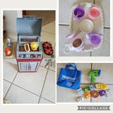 Kitchen Pretend Play in Fort Hood, Texas
