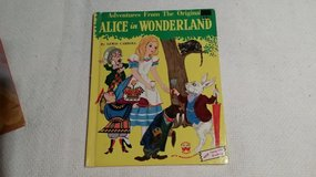 Alice in Wonderland - Wonder Book - 1951 in St. Charles, Illinois