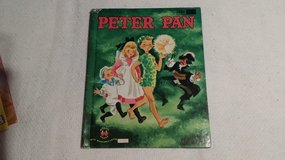 Peter Pan - Wonder Book - 1976 in Glendale Heights, Illinois