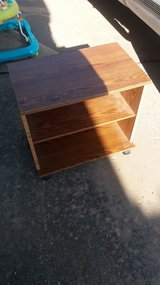 """Stand 23.5x14.5"""" 21"""" tall in Fort Riley, Kansas"""