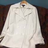 Cream wool women's jacket in Alamogordo, New Mexico