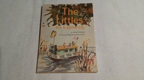 The Littles Go  Exploring - Scholastic Book - 1978 in Glendale Heights, Illinois
