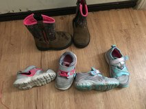 Size 5 toddler shoes in Lawton, Oklahoma