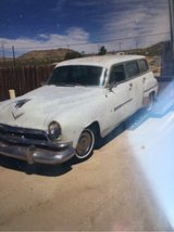 1954 Chrysler New Yorker wagan in Yucca Valley, California