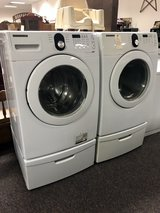 Front Loading Washer and Dryer in Camp Lejeune, North Carolina