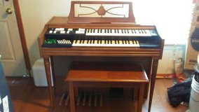 Antique Wurlitzer Organ in Lawton, Oklahoma