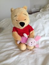 Winnie the Pooh in Ramstein, Germany