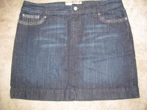 White House Black Market size 12 denim skirt in Fort Benning, Georgia
