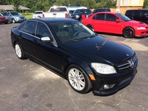 2009 MERCEDES C300- AWD!! LOW MILES!! in Rolla, Missouri