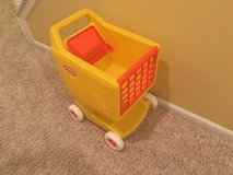 Little Tikes Grocery Cart in Shorewood, Illinois