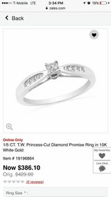 1/5 CT Diamond Ring in Tinley Park, Illinois
