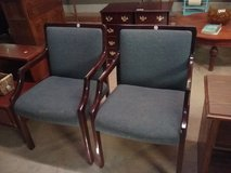 Two accent chairs in Leesville, Louisiana