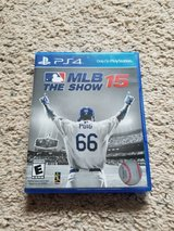 PS4 MLB 15 Game in Camp Lejeune, North Carolina