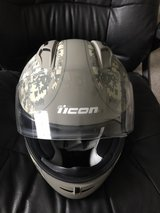 icon Motorcycle Helmet in Fort Polk, Louisiana