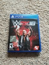 PS4 WWE 2K16 Game in Camp Lejeune, North Carolina