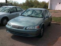 2000  TOYOTA CAMRY LE in Alamogordo, New Mexico