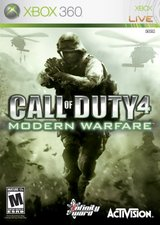 Call of Duty 4: Modern Warfare - Xbox 360 in Fort Campbell, Kentucky