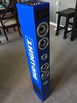 Bud Light 2.1ch Subwoofer Tower Speaker in Naperville, Illinois