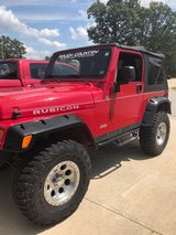 2006 Jeep Rubicon with Warn PowerPlant winch and compressor in Springfield, Missouri
