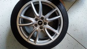 Four 19 inch 2010 - 2014 Mustang Rims in Colorado Springs, Colorado