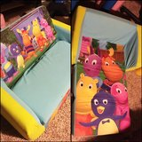 Backyardigans Pull Out Sofa for Toddlers (Foam) in Fort Belvoir, Virginia