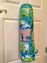 NWT WIDE Roll Up Beach Mat & Pillow in Westmont, Illinois