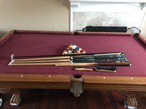 POOL TABLE in Fort Campbell, Kentucky