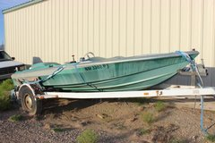 Ski Boat in Alamogordo, New Mexico