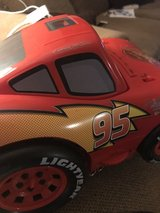 Lightning McQueen CD player & radio in Indianapolis, Indiana