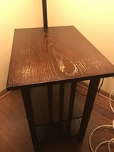 end table with lamp in Indianapolis, Indiana