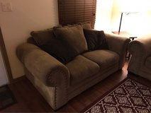 beautiful couch and love seat in Indianapolis, Indiana