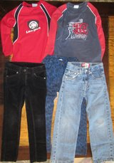 Lot Of Boys Clothes 110(4) to 122(6) Slim in Ramstein, Germany