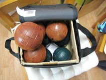 Bocce set (Missing the little ball) Otherwise Never been used. in Ramstein, Germany