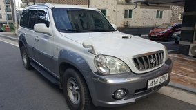 2001 HYUNDAI TERRACAN /Great SUV/AUTO/4×4/GOOD COND in Osan AB, South Korea