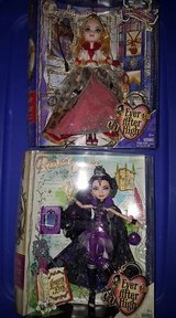 Brand New Ever After High Dolls in Fort Campbell, Kentucky
