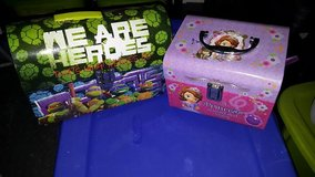 New Ninja Turtle , Sofia, DocMcstuffin Boxes in Fort Campbell, Kentucky