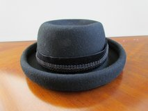 Black Wool Hat in Algonquin, Illinois