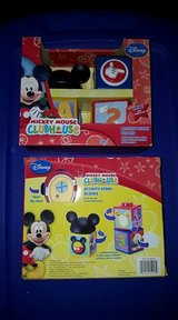 New Mickey Mouse Club House Activity Story Blocks in Fort Campbell, Kentucky