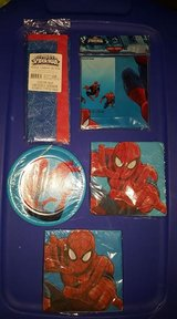 New Spiderman Birthday Lot in Fort Campbell, Kentucky