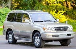 Excellent 1999Lexus LX in Little Rock, Arkansas