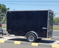 Pace American 5x10 Enclosed Trailer in Plainfield, Illinois